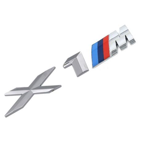 Emblema Portbagaj BMW X1M