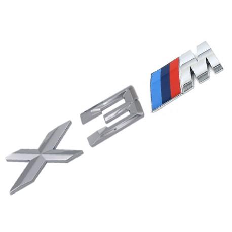 Emblema Portbagaj BMW X3M