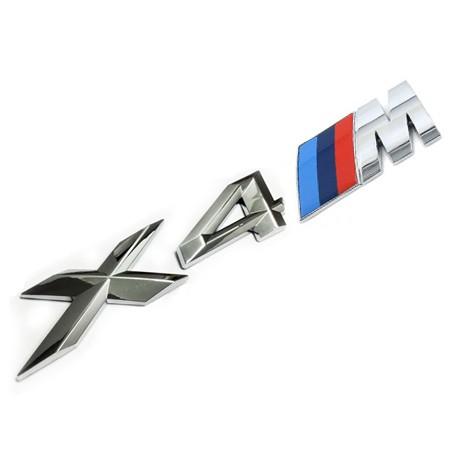 Emblema X4M spate portbagaj BMW