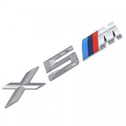 Emblema X5M spate portbagaj BMW