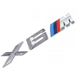 Emblema X6M spate portbagaj BMW