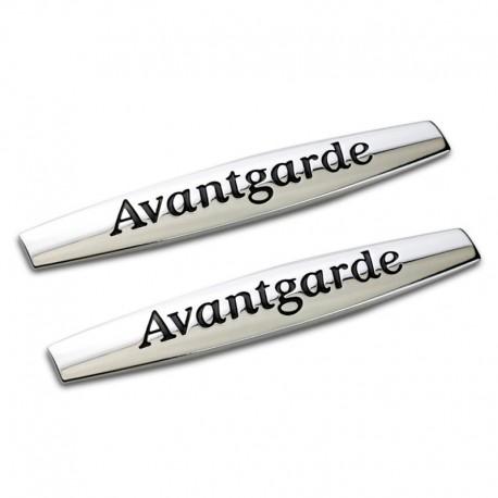 Embleme Avantgarde pentru aripa Mercedes