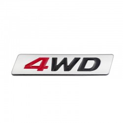 Emblema 4WD pentru Hyundai