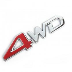 Emblema 4WD pentru Toyota