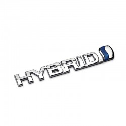 Emblema Hybrid pentru Toyota