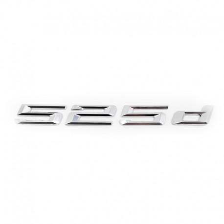 Emblema spate portbagaj 525d pentru BMW