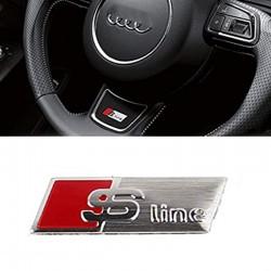 Emblema volan 3D Audi S-line