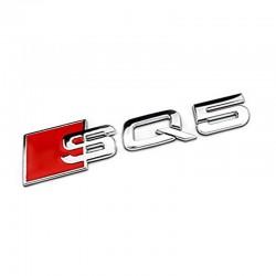 Emblema Audi SQ5 spate portbagaj