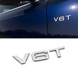 Embleme Audi V6T pentru aripi
