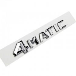 Emblema Mercedes 4 Matic spate
