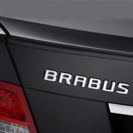 Emblema Mercedes Brabus spate