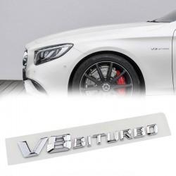 Embleme Mercedes V8 Biturbo aripa