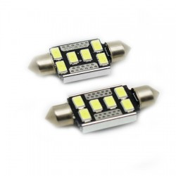 Bec Sofit led 12v 5w 36mm