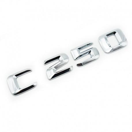 Emblema C250 pentru spate portbagaj Mercedes
