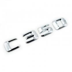 Emblema C350 pentru spate portbagaj Mercedes
