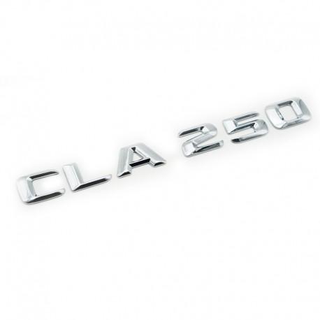 Emblema CLA 250 pentru spate portbagaj Mercedes