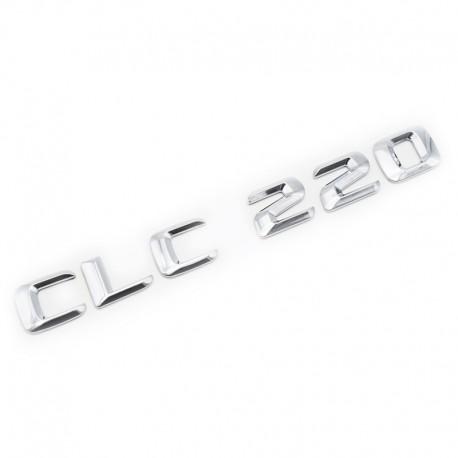 Emblema CLC 220 pentru spate portbagaj Mercedes