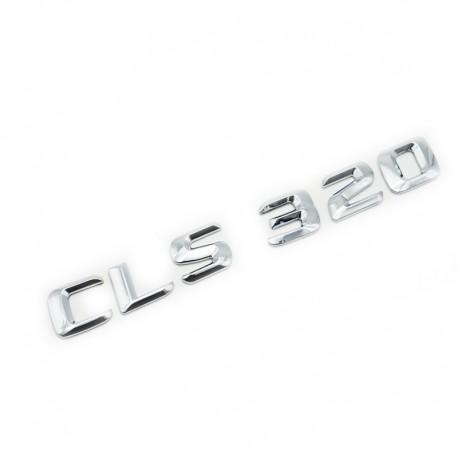 Emblema CLS 320 pentru spate portbagaj Mercedes