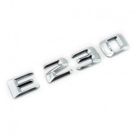 Emblema E230 pentru spate portbagaj Mercedes