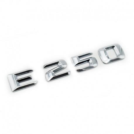 Emblema E250 pentru spate portbagaj Mercedes