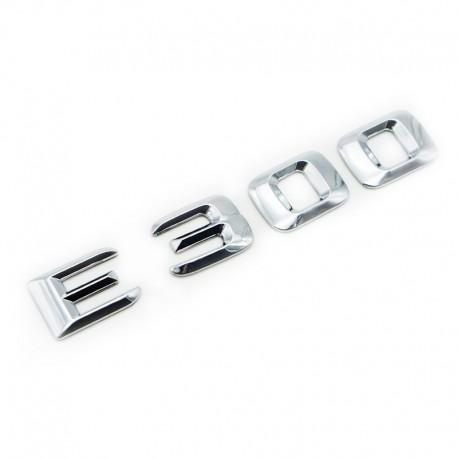 Emblema E300 pentru spate portbagaj Mercedes