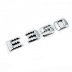 Emblema E350 pentru spate portbagaj Mercedes