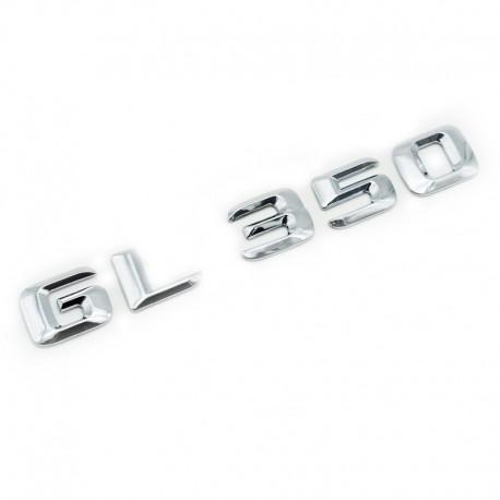 Emblema GL 350 pentru spate portbagaj Mercedes