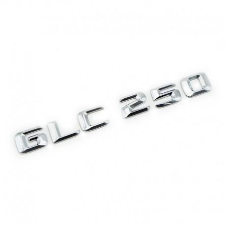Emblema GLC 250 pentru spate portbagaj Mercedes
