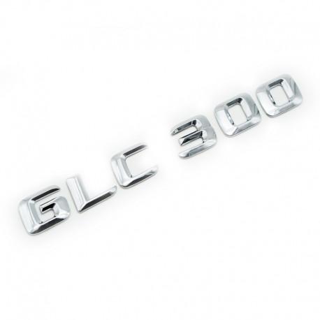 Emblema GLC 300 pentru spate portbagaj Mercedes