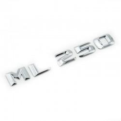Emblema ML 250 pentru spate portbagaj Mercedes