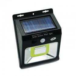 Lampa solara cu acumulator, senzor de lumina, si senzor de prezenta