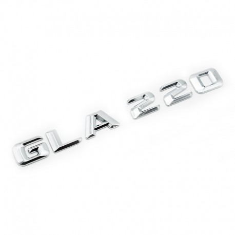 Emblema GLA 220 pentru spate portbagaj Mercedes