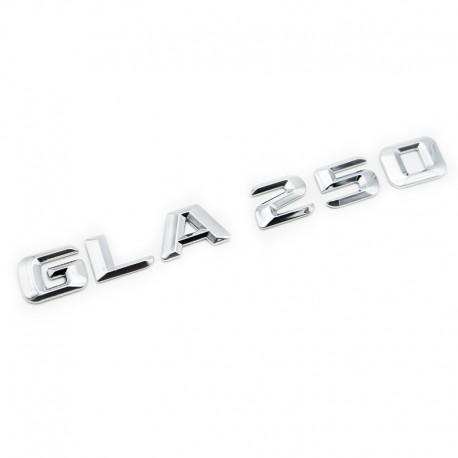 Emblema GLA 250 pentru spate portbagaj Mercedes