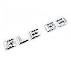 Emblema GLE 63 pentru spate portbagaj Mercedes