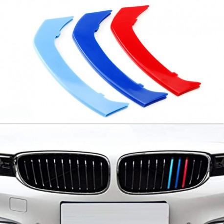Emblema ornament plastic grila BMW MPower Seria 3 (F34 GT) 2013-2019