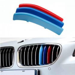 Ornament grila BMW M, Seria 5 (F10,F11 Facelift) 10 bare, 2014-2017