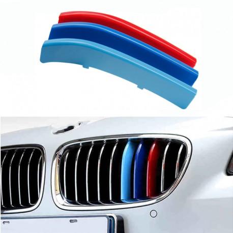 Ornament grila BMW M, Seria 5 (F10,F11 Facelift) 10 bare, 2014-2017