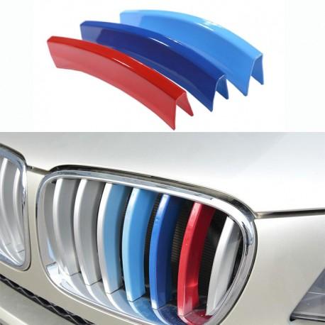 Ornament grila BMW M, X3,X4 (F25,F26) 7 bare, 2011-2017