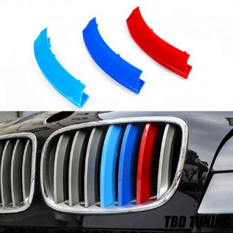 Ornament grila BMW M, X5,X6 (E70,E71) 7 bare, 2007-2013