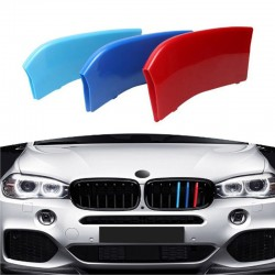 Ornament grila BMW M, X5,X6 (F15,F16) 7 bare, 2015-2018