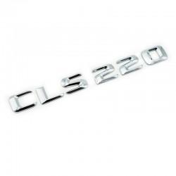 Emblema CLS 220 pentru spate portbagaj Mercedes