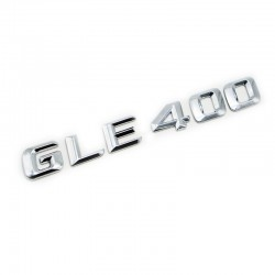 Emblema GLE 400 pentru spate portbagaj Mercedes