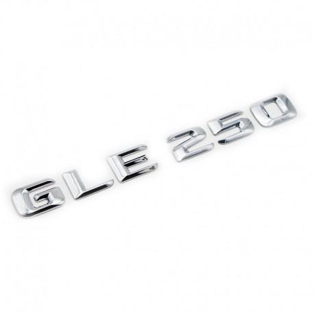 Emblema GLE 250 pentru spate portbagaj Mercedes