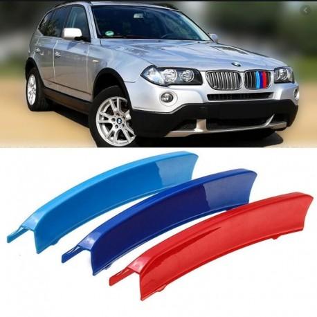 Emblema ornament plastic grila BMW MPower X3 (E83) 7 bare 2006-2010