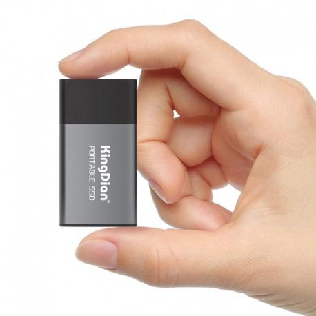 Hard SSD portabil 500GB USB 3.1
