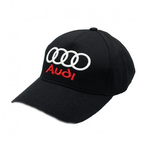 Sapca Audi Unisex ,pentru cadou pasionati,Neagra