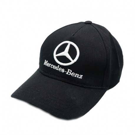 Sapca Mercedes Unisex ,pentru cadou pasionati,Neagra