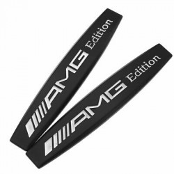 Set embleme AMG edition aripa Mercedes,Negru