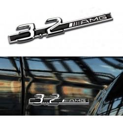 Emblema 3.2 AMG pentru aripa Mercedes