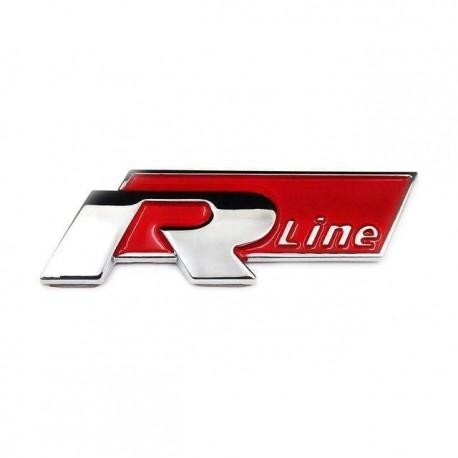 Emblema R Line spate VolsWagen